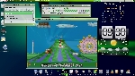 AmigaOS 4.1 Sur Sam440 avec DiamPlay, MUIMplayer et divers widgets